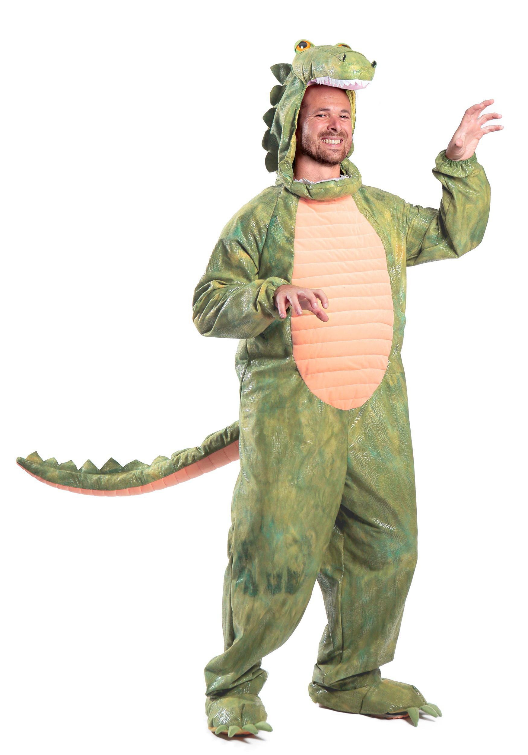 sc 1 st  Walmart & Plus Size Alligator Costume - Walmart.com