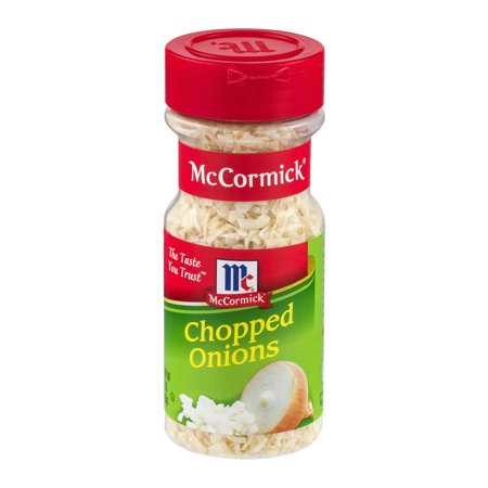 Mccormick Chopped Onions  3 0 Oz
