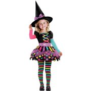 Miss Match Witch Toddler Dress Up / Role Play Costume