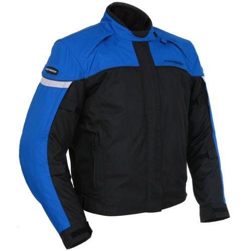 Tourmaster Jett Series 3 Textile Jacket Blue