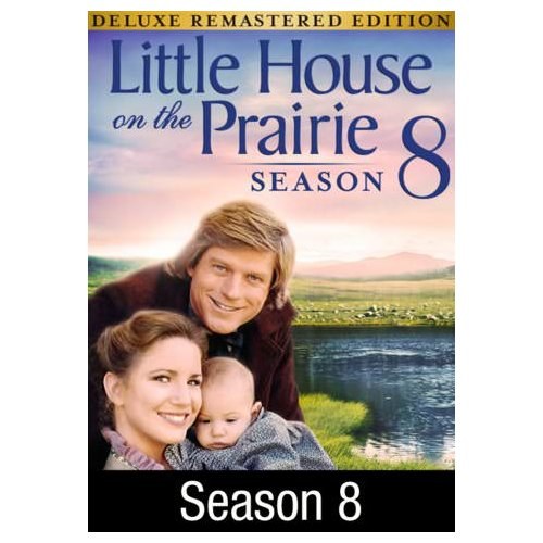 Little House on the Prairie: Season 8 Deluxe Remastered Edition (1981)
