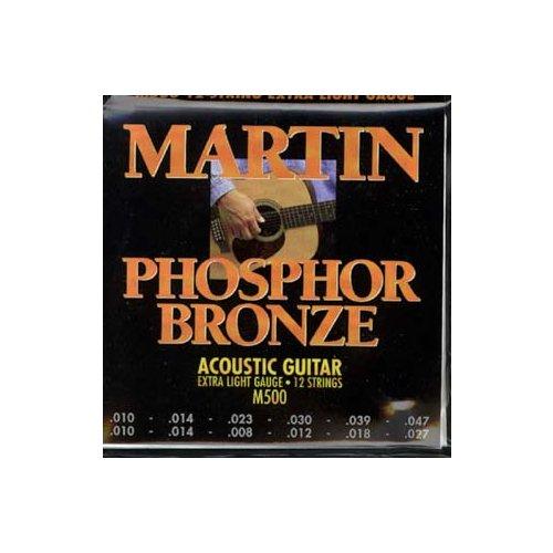 MARTIN PH/BRZ XLIGHT 12 STR ST
