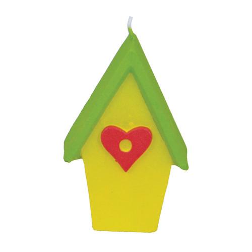 Fantastic Craft Birdhouse Novelty Candle