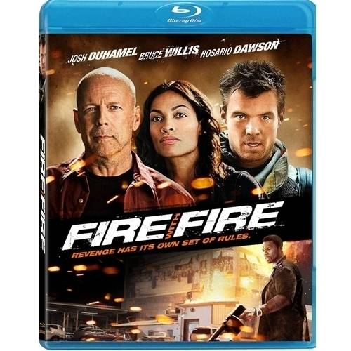 Fire With Fire (Blu-ray) (With INSTAWATCH) (Widescreen)