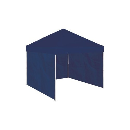 Logo Chair Navy Tent Side Panel