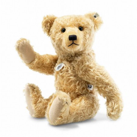 Steiff Mohair 1910 Blonde Worldwide LimitedEdition Replica Teddy Bear EAN -