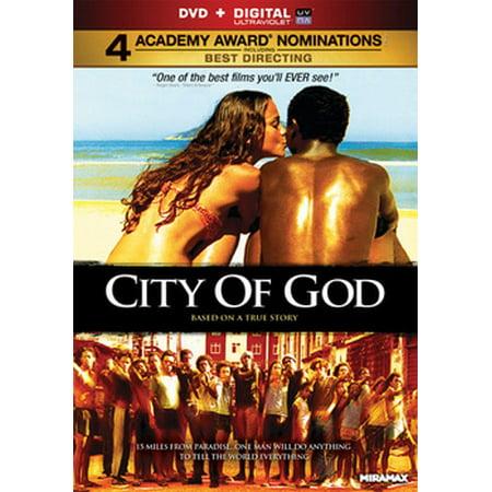 City Of Alice (City Of God (DVD))