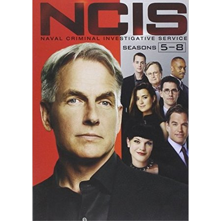NCIS: Naval Criminal Investigative Service: Seasons 5-8 (DVD) ()