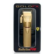 Babyliss Pro GOLDFX Clipper #FX870G FERRARI Cord/Cordless metal