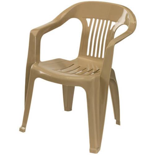 US Leisure Low Back Chair, Dune