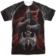 Anne Stokes - Rock God - Short Sleeve Shirt - XXX-Large