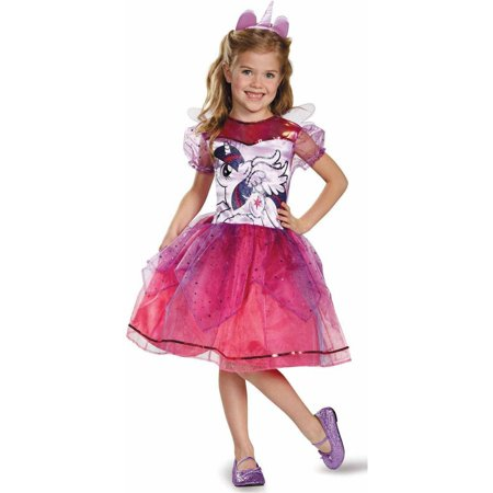 My Little Pony Twilight Sparkle Deluxe Child Halloween Costume](Halloween The Little Girl)