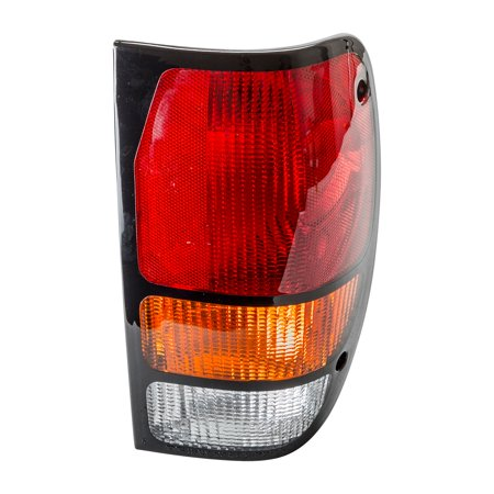 TYC 11-3237-01-1 NSF Passenger Side Tail Light for 94-97 Mazda Truck MA2801108