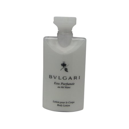 Bvlgari au the blanc Lotion lot of 6 each 2.5oz Total of 15oz