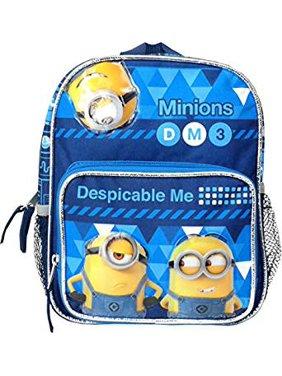 a37e000e79 Product Image Mini Backpack - 3 - Minions Blue DM3 10 School Bag 153933. Despicable  Me