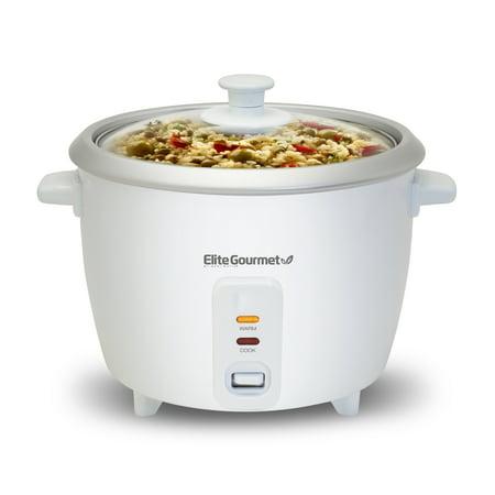 Elite Cuisine ERC-003 6-Cup Rice Cooker