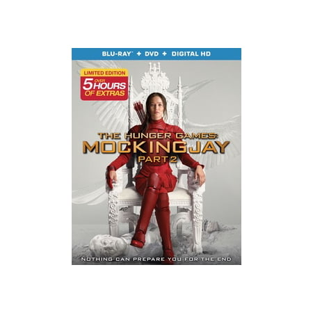 The Hunger Games: Mockingjay Part 2 (2 Blu-ray + DVD) - District 12 Hunger Games