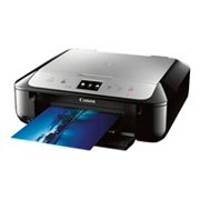 Canon PIXMA MG6821 - Multifunction printer - color - ink-jet - 8.5 in x 11.7 in (original) - Legal (media) - up to 15 ipm (printing) - USB 2.0, Wi-Fi(n) with Canon InstantExchange