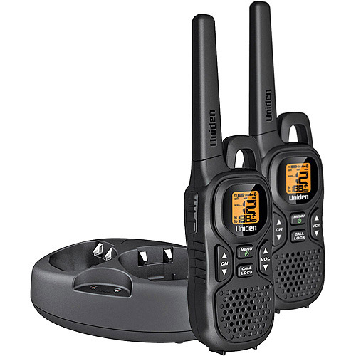 Uniden GMR2638-2CK 2-Way Weather-Resistant GMRS/FRS Radios with Up to 26-Mile Range