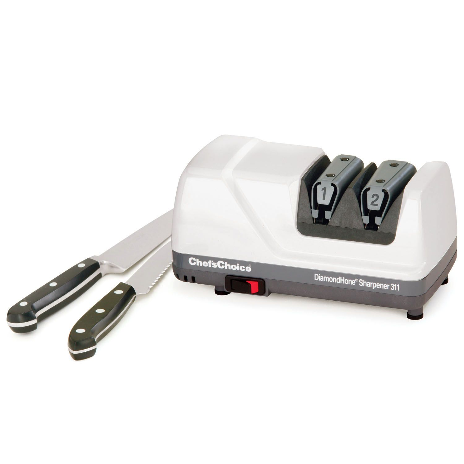 Chef39;sChoice Diamond UltraHone Electric Knife Sharpener