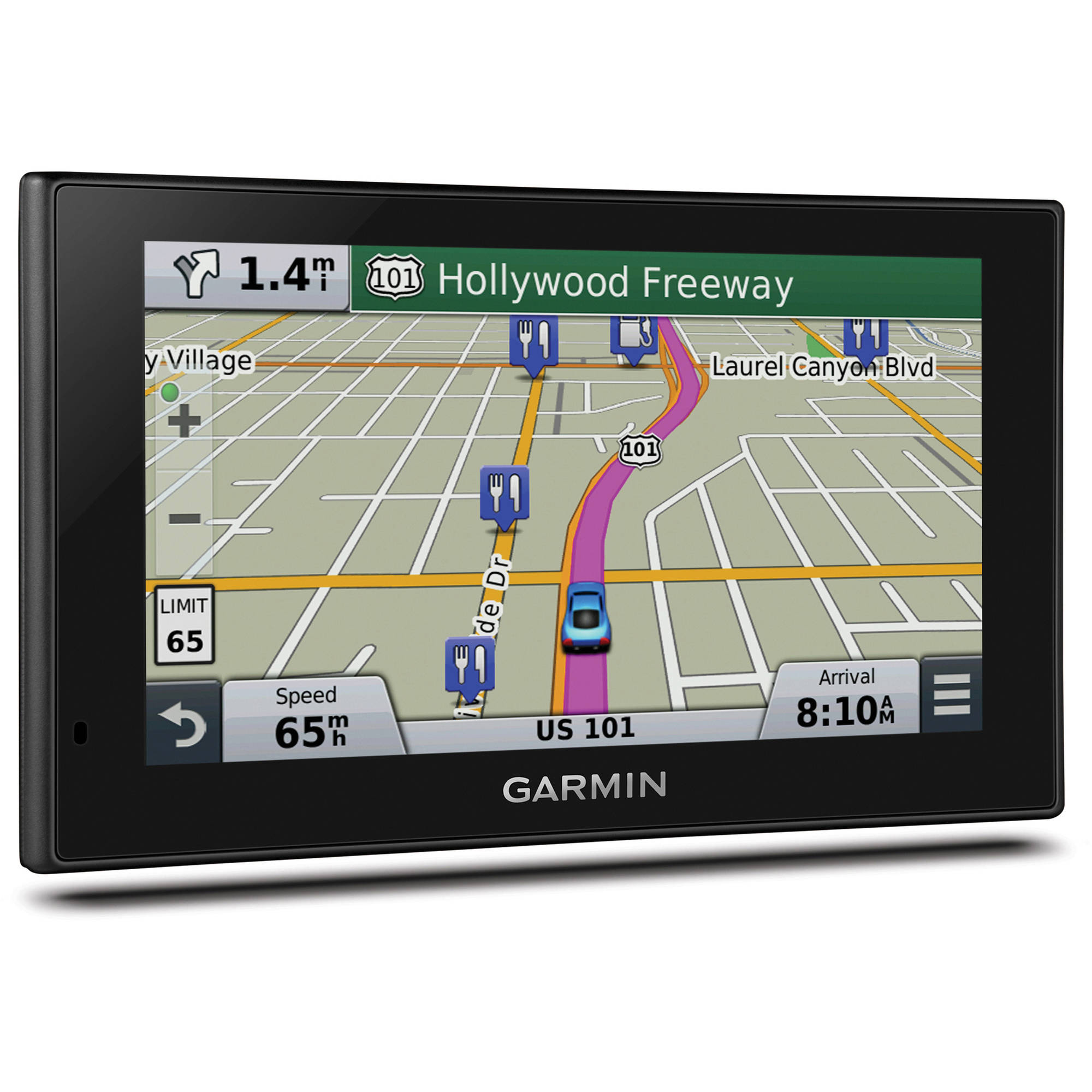 "Garmin nuvi 2789LMT 7"" Travel Assistant with Free Lifetime Maps and Traffic Updates by Garmin"