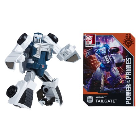 - Transformers: Generations Power of the Primes Legends Class Autobot Tailgate