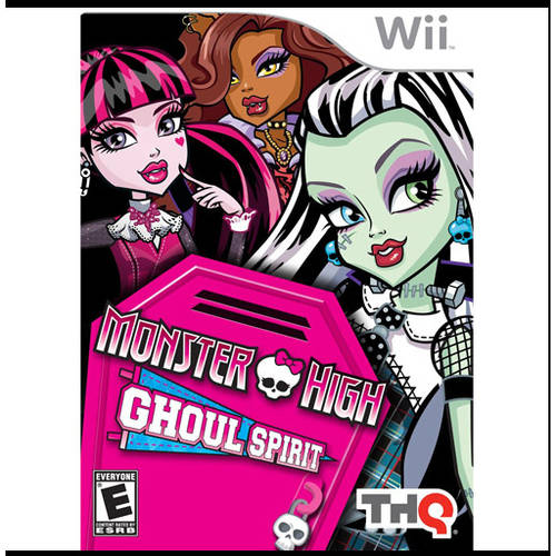 Monster High Ghoul Spirit (Wii) - Pre-Owned