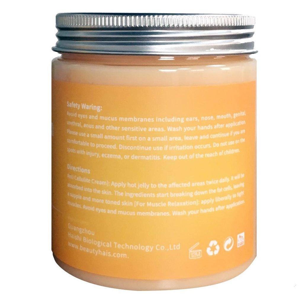 Sli ing Massage Cream Caffeine Thin Paste Powerful Fast Reduce