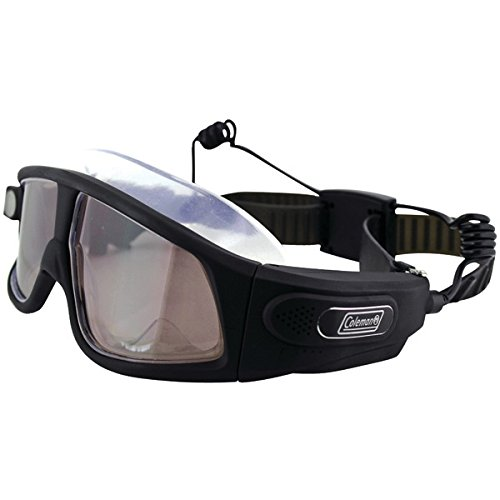 Coleman G7hd-swim Pov 1080p High Defintion 5.0 Megapixel Goggles Camcorder by Coleman