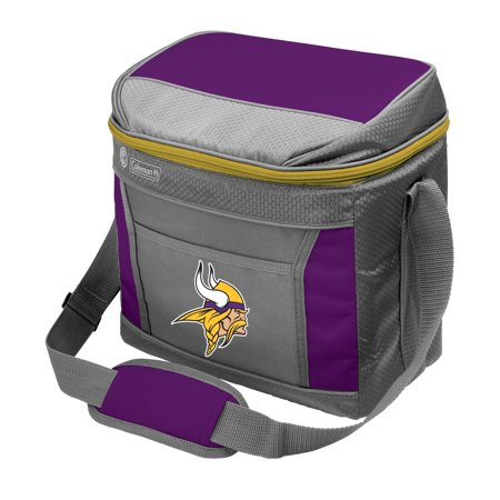 Rawlings NFL 16 Can Soft Sided Cooler, Minnesota Vikings