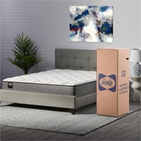 "Sealy Response Essentials 10"" Encased Coil Mattress in a Box"