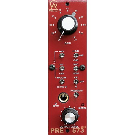 (Golden Age Project Pre-573 MKII 500-Series Preamp)