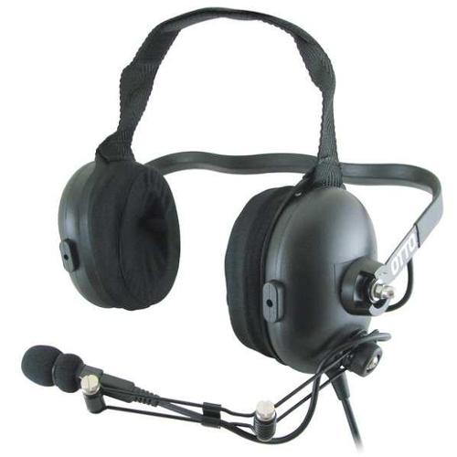 OTTO V4-10004 DUAL MUFF HD NOISE ATTENUATING HEADSET