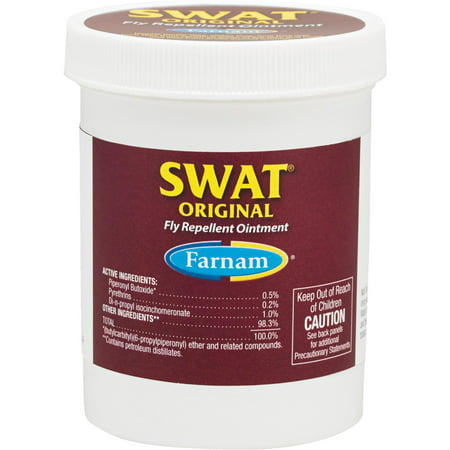 Swat Fly Repellent Horse Cream