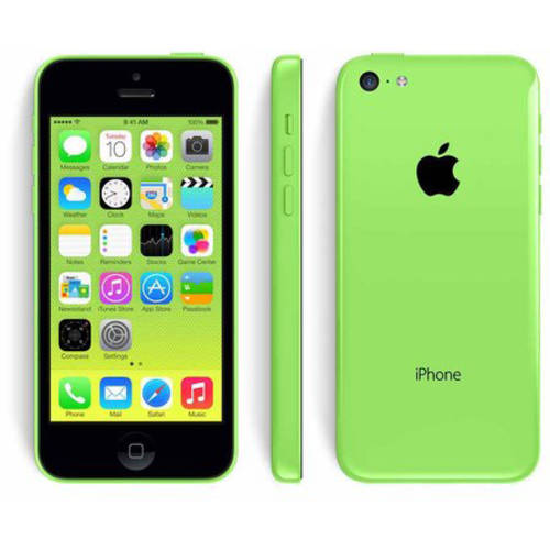 Apple iPhone 5C 8GB GSM Smartphone (Unlocked)