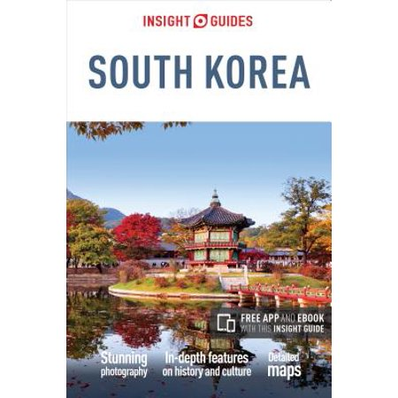 Insight Guides South Korea: 9781780059310 (Best Month To Visit South Korea)