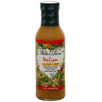 Walden Farms Italian Dressing, 12 oz (Pack of 6)