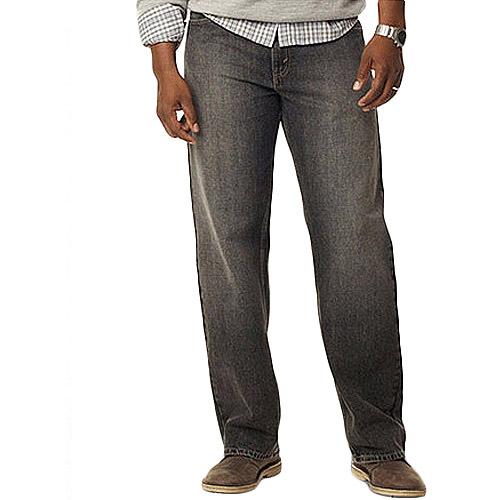 Signature by Levi Strauss & Co. Men's Loose Fit Jeans