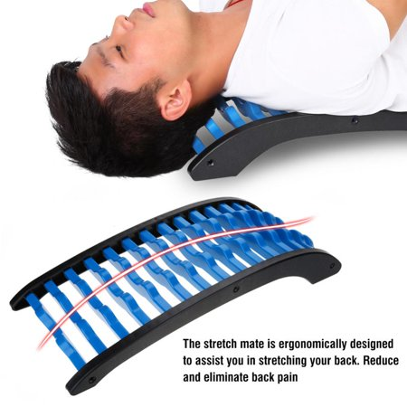VGEBY Orthopedic Stretch Mate, Enhances Flexibility and Improves Posture, Conforms To the Spine's Natural Curves, Realigns and Supports the Vertebrae, Simple and Easy Solution