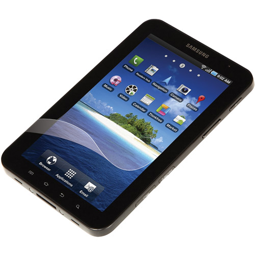 Targus Screen Protector with Bubble-Free Adhesive for Samsung Galaxy Tab 7