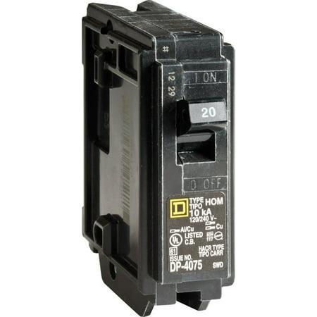 Homeline Circuit Breaker 20 Amp Bulk Newmar Circuit Breakers