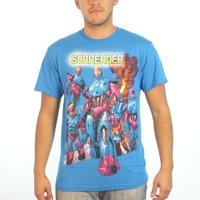 Marvel Sentinels Men's Blue T-shirt New Sizes S-3XL
