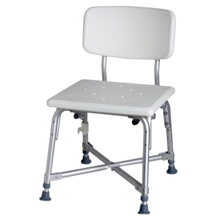 Tremendous Medline Bariatric Aluminum Bath Chair 550 Lbs Capacity Inzonedesignstudio Interior Chair Design Inzonedesignstudiocom