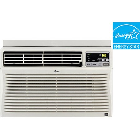 Lw1511er window air conditioner for 12 x 19 window air conditioner