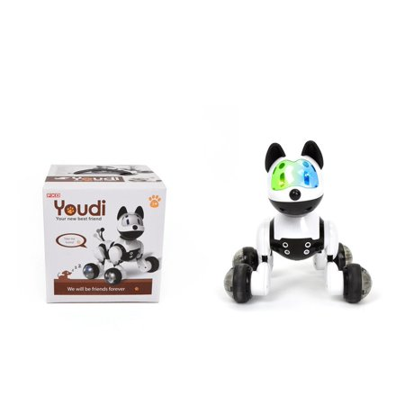 Forever Friend Bears (Youdi Your New Friend, Forever Friends! Voice Controlled Dog With Lights & Music - White )