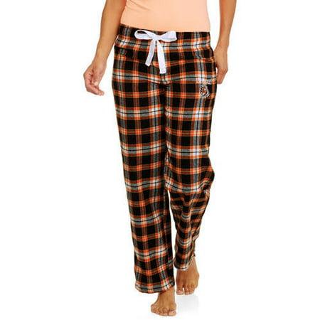 895096d0f6e NFL Cincinnati Bengals Estate Ladies  Flannel Pants