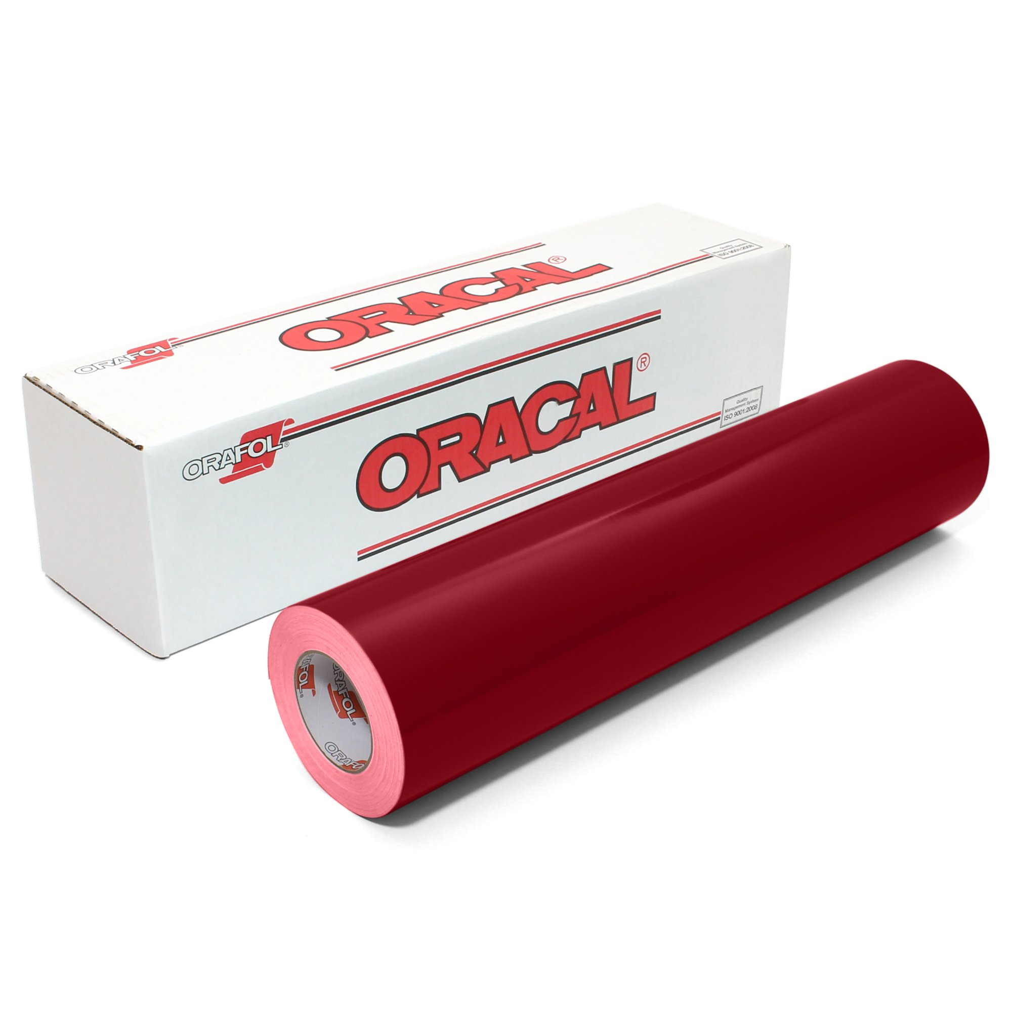 "Oracal 651 Glossy 12"" x 6 Foot Vinyl Rolls - 61 Color"