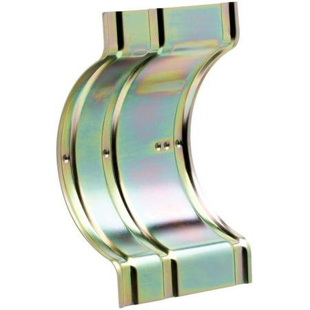 Franklin Brass Mounting Bracket for Recessed Paper Holders, - Franklin Holder