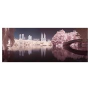 Central Park Canvas Wall Art - 40W x 16H in.