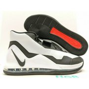 Nike Air Force Max Men's Basketball Shoes White Black Crimson AR0974-101 NIB